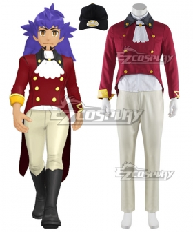 Pokemon Pokémon Sword And Pokémon Shield Leon New Edition Cosplay Costume