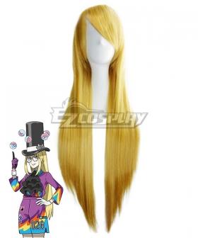 Pokemon Pokémon Sword And Shield Avery Golden Cosplay Wig