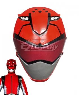 Power Rangers Beast Morphers Beast Morphers Red Helmet Cosplay Accessory Prop