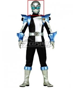Power Rangers Beast Morphers Beast Morphers Silver Helmet Cosplay Accessory Prop