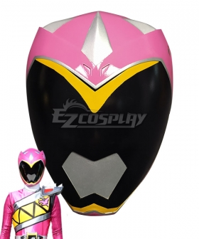 Power Rangers Dino Charge Dino Charge Pink Ranger Helmet Cosplay Accessory Prop