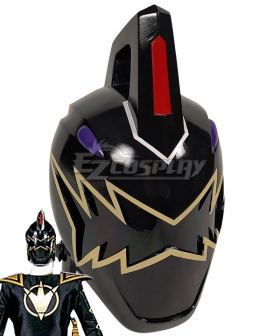 Power Rangers Dino Thunder Black Dino Ranger Helmet 3D Printed Cosplay Accessory Prop