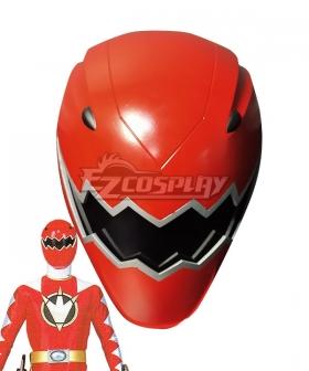 Power Rangers Dino Thunder Red Dino Ranger Helmet 3D Printed Cosplay Accessory Prop