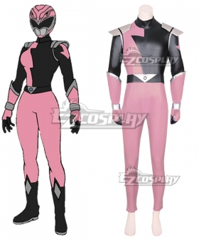 Power Rangers HyperForce HyperForce Pink Cosplay Costume
