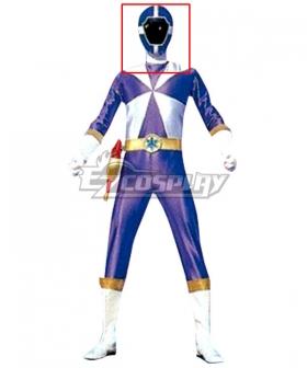 Power Rangers Lightspeed Rescue Blue Lightspeed Ranger Helmet Cosplay Accessory Prop