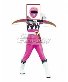 Power Rangers Lost Galaxy Galaxy Pink Helmet Cosplay Accessory Prop