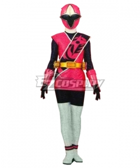 Power Rangers Ninja Steel Ninja Steel Pink Cosplay Costume