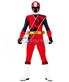 Power Rangers Ninja Steel Ninja Steel Red Cosplay Costume