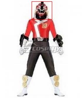 Power Rangers RPM Ranger Operator Series Crimson Helmet Cosplay Accessory Prop