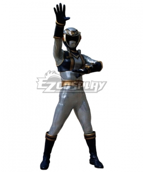 Power Rangers S.P.D. SPD Nova Ranger Cosplay Costume