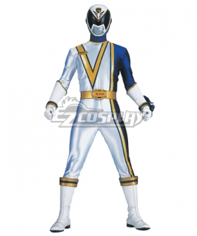 Power Rangers S.P.D. SPD Omega Ranger Cosplay Costume