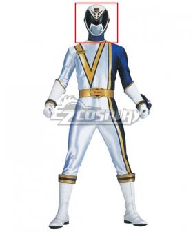 Power Rangers S.P.D. SPD Omega Ranger Helmet Cosplay Accessory Prop