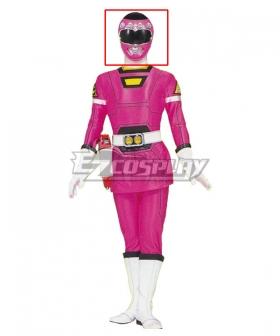 Power Rangers Turbo Pink Turbo Ranger Helmet Cosplay Accessory Prop
