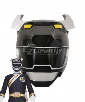 Power Rangers Wild Force Black Wild Force Ranger Helmet 3D Printed Cosplay Accessory Prop