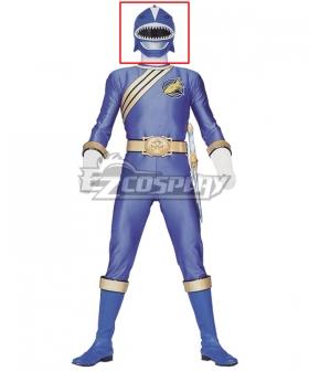 Power Rangers Wild Force Blue Wild Force Ranger Helmet 3D Printed Cosplay Accessory Prop