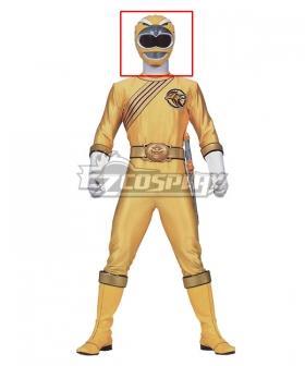 Power Rangers Wild Force Yellow Wild Force Ranger Helmet 3D Printed Cosplay Accessory Prop