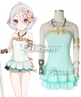 Princess Connect! Re: Dive Kokoro Natsume Summer Version Swimsuit Cosplay Costume