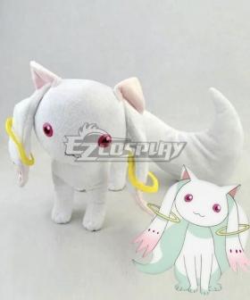 Puella Magi Madoka Magica Kyubey Doll Cosplay Accessory Prop