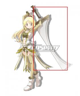 Magia Record: Puella Magi Madoka Magica Side Story Magireco Togame Momoko Sword Cosplay Weapon Prop