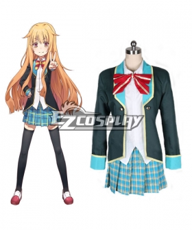 GJ Club Mao Amatsuka Cosplay Costume