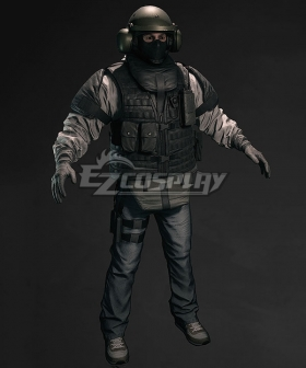 Rainbow Six Siege Blitz Cosplay Costume