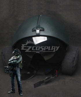 Rainbow Six Siege Jager Helmet Cosplay Accessory Prop