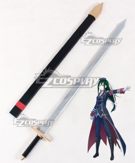 Re: Life In A Different World From Zero Crusch Karsten Sword Scabbard Cosplay Weapon Prop