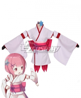 Re: Life In A Different World From Zero Ram Childhood Cosplay Costume