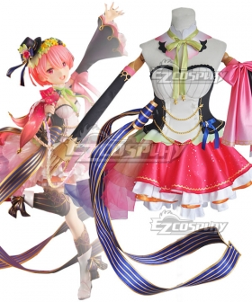 Re: Life In A Different World From Zero Ram Idol Cosplay Costume