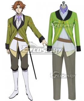 Record of Grancrest War Grancrest Senki Moreno Dortous Cosplay Costume