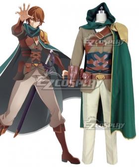 Redo of Healer Keyaruga Cosplay Costume