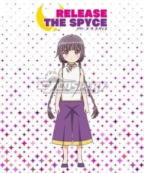 RELEASE THE SPYCE Byakko Cosplay Costume