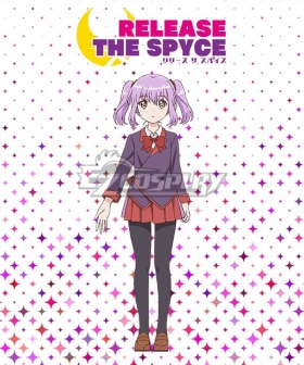 RELEASE THE SPYCE Fu Sagami Autumn School Uniform Cosplay Costume