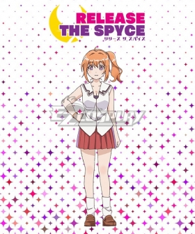 RELEASE THE SPYCE Mei Yachiyo Summer School Uniform Cosplay Costume