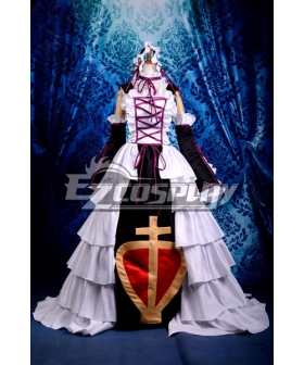 RESERVoir CHRoNiCLE Sakura Queen of Spades Dress Cosplay Costume