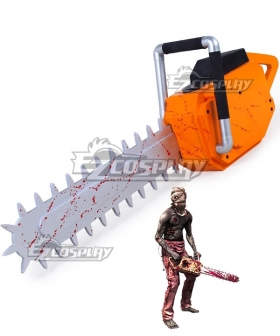 Resident Evil 4 Chainsaw Majini Electric Saw Cosplay Weapon Prop