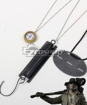Resident Evil 8 Village Karl Heisenberg Cosplay Accessory Prop