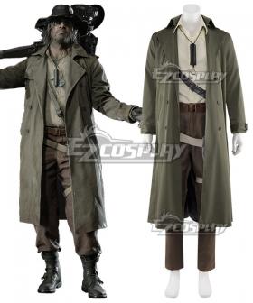 Resident Evil 8 Village Karl Heisenberg Cosplay Costume