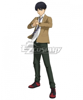 Revisions Daisuke Dojima Cosplay Costume