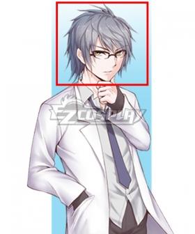 Rikei Ga Koi Ni Ochita No De Shōmei Shite Mita Yukimura Shinya Gray Cosplay Wig