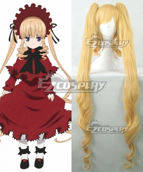 Rozen Maiden Shin Ku Golden Cosplay Wig