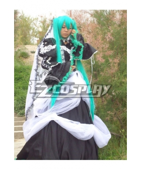 Ruler Vocaloid-muki Cantarella Cosplay Costume