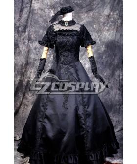Ruler Vocaloid Miku Secret Lolita Cosplay Costume
