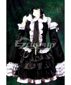 Ruler Vocaloid Muki Infinite & infin  Cosplay Costume