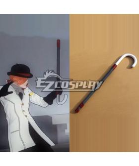 RWBY Roman Torchwick Crutch Cosplay Weapon Prop