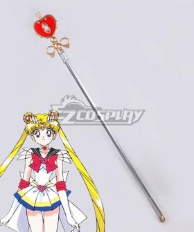 Sailor Moon Tsukino Usagi Sailor Moon Princess Serenity Cosplay Weapon