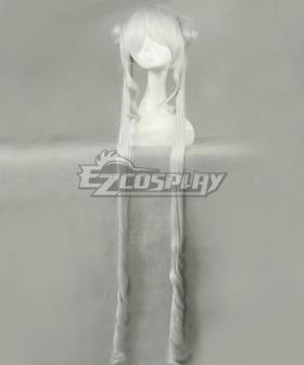 Sailor Moon Usagi Tsukino Silver Cosplay Wig