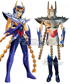 Saint Seiya Ikki Saint Cloth Cosplay Costume