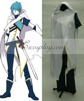 Puella Magi Madoka Magica Miki Sayaka Cosplay Costume - A Edition