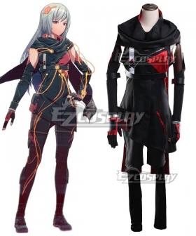 Scarlet Nexus Kasane Randall Cosplay Costume